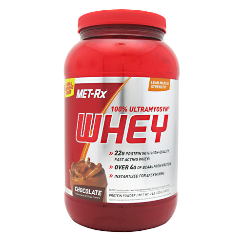 100% Ultramyosyn Whey Chocolate 2 lbs