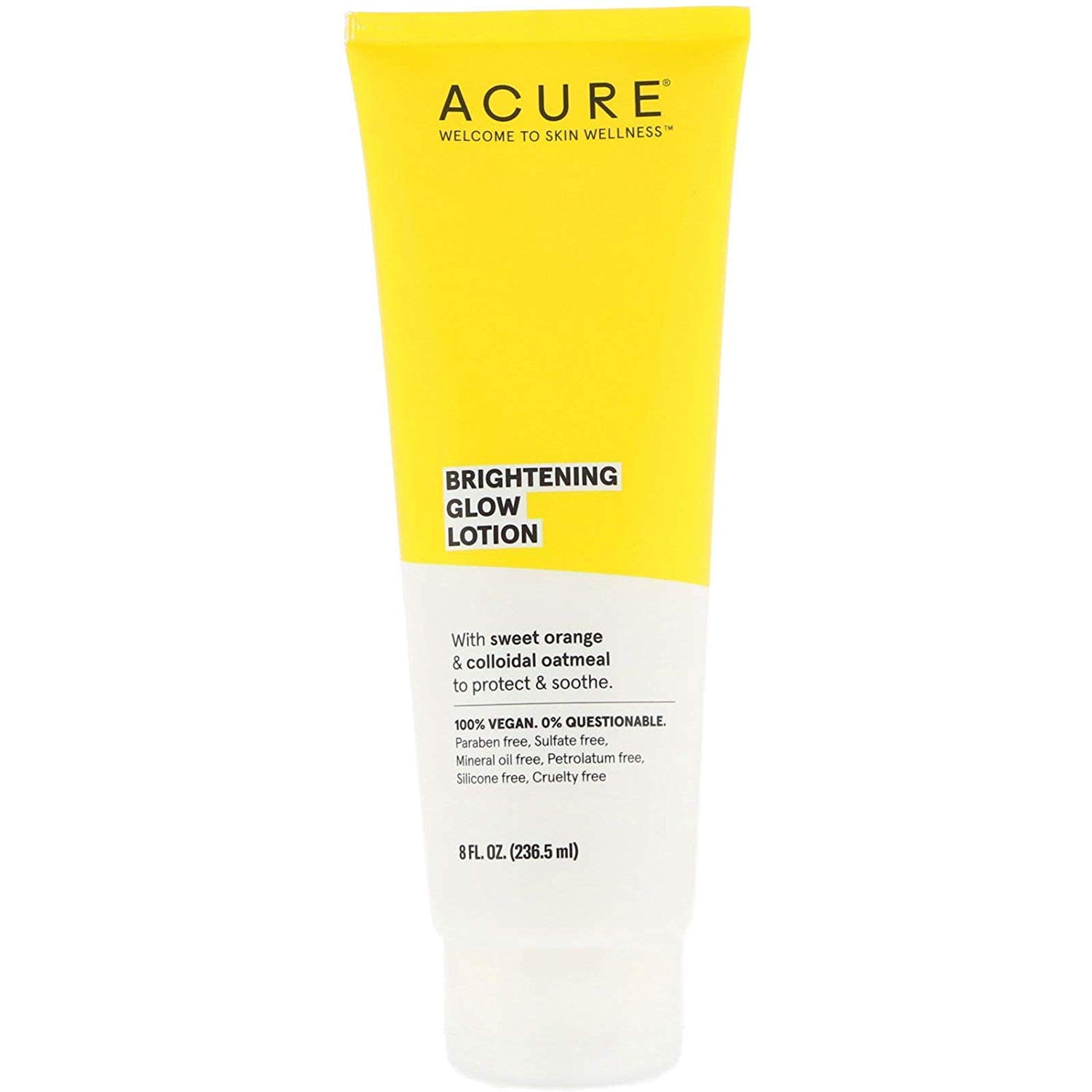 Acure Welcome To Skin Wellness Lotion Brightening Glow 9
