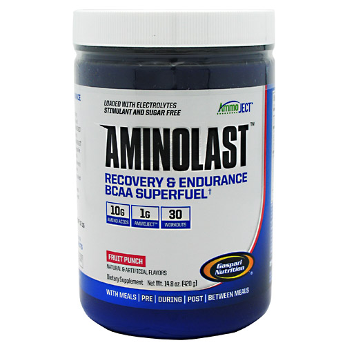 Amino Last Fruit Punch 30 Servings