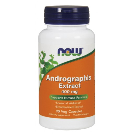 Andrographis Extract 400 mg - 90 Veg Capsules