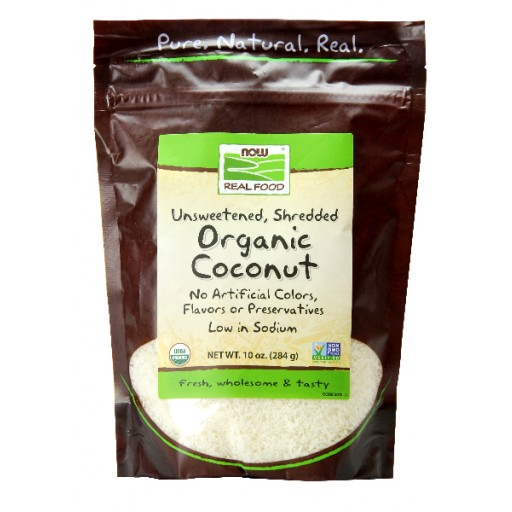 Coconut Organic Shredded - 10 oz
