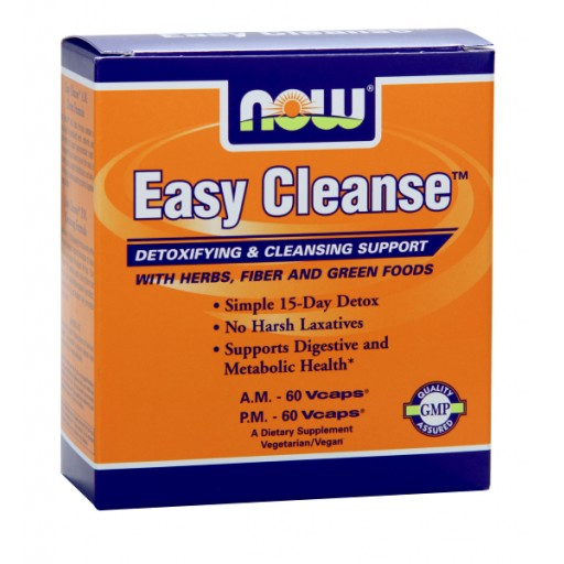 Easy Cleanse A.M. P.M. 60 Vcaps