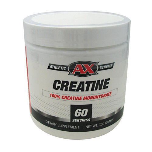 Essentials Series Creatine Unflavored 60 Servings