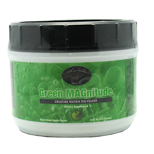 Green Magnitude Green Apple 40 Servings