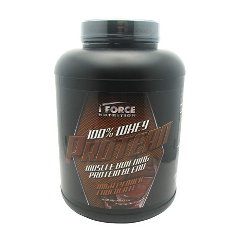 100% Whey Protean Chocolate 4.3 lbs