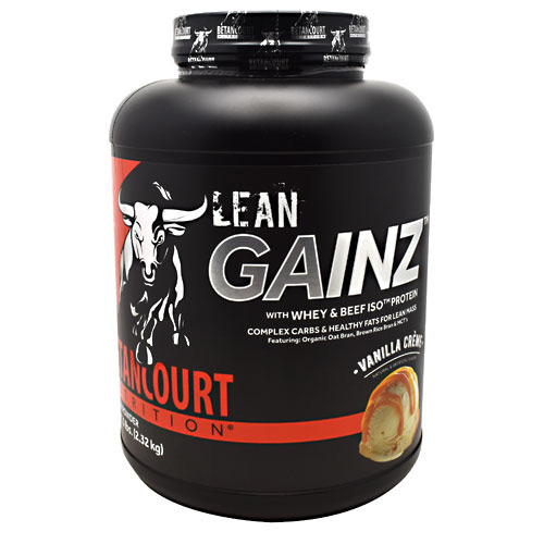 Betancourt Nutrition Lean Gainz 5 lbs