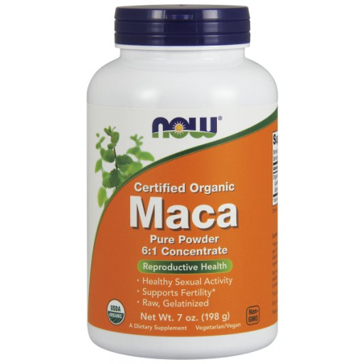 Maca Organic Pure Powder - 7 oz