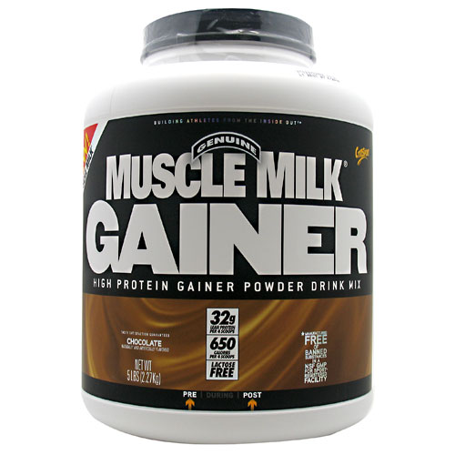 Muscle Milk Gainer Chocolate 5 lbs