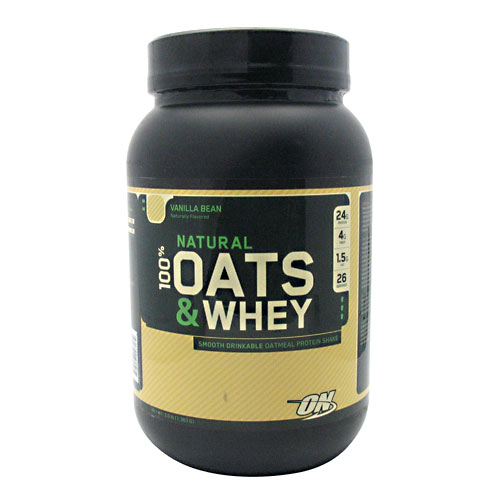 100% Oats and Whey 3 lbs