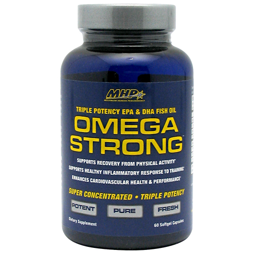 Omega Strong 60 ct