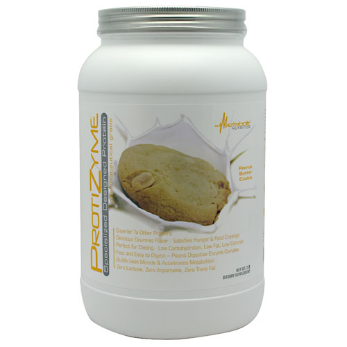 Protizyme Peanut Butter Cookie 2 lbs