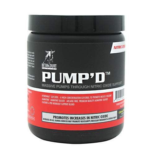 Pump'd 30 Servings