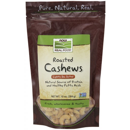 Roasted and Salted Cashews - 10 oz