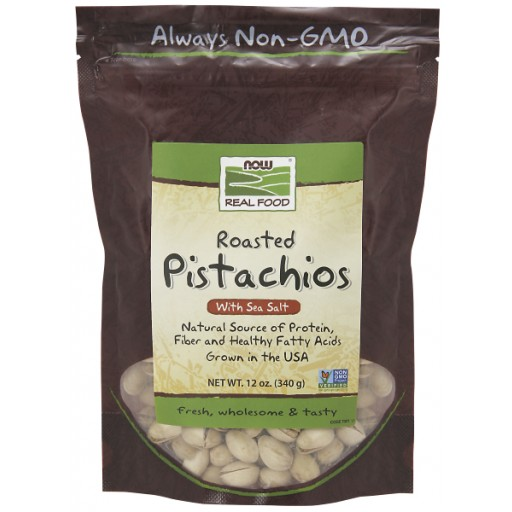 Roasted Salted Pistachios - 12oz