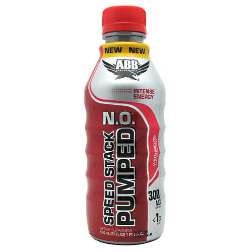 Speed Stack Pumped N.O. 12 - 22 fl oz