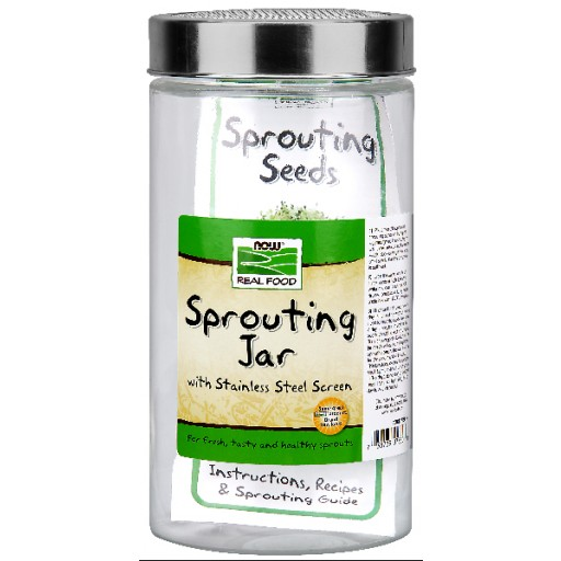 Sprouting Jar 1/2 Gallon