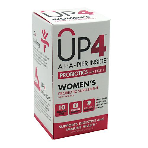 UP4 Womens Probiotic 60 Capsules