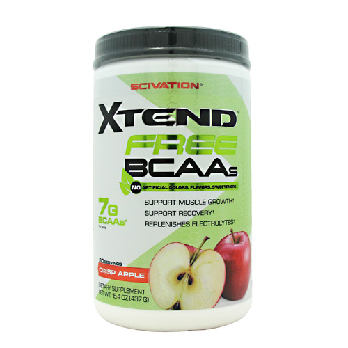 Xtend Free BCAAs 30 Servings