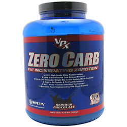 Zero Carb Fat Incinerating Zerotein 4.4 lbs