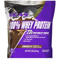 EAS® 100% Whey Protein Chocolate - 5lb