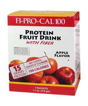 Fi-Pro-100 Drinks - Apple