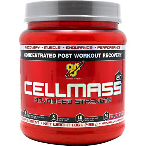 Cellmass 2.0 Arctic Berry 50 Servings