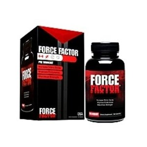 Force Factor - NO2 Nitric Oxide Muscle Supplement 60 ct