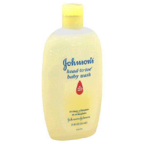johnson s baby wash