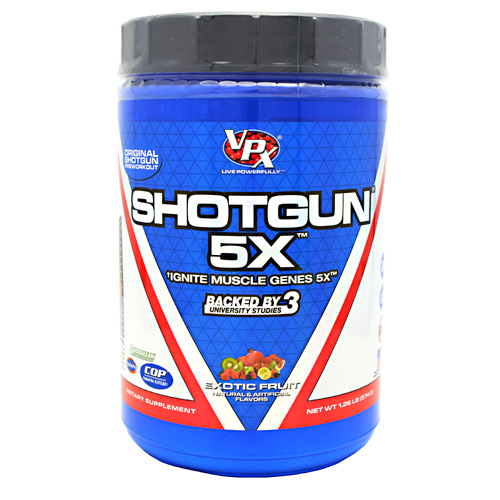 Shotgun 5X Exotic Fruit 28 Servings