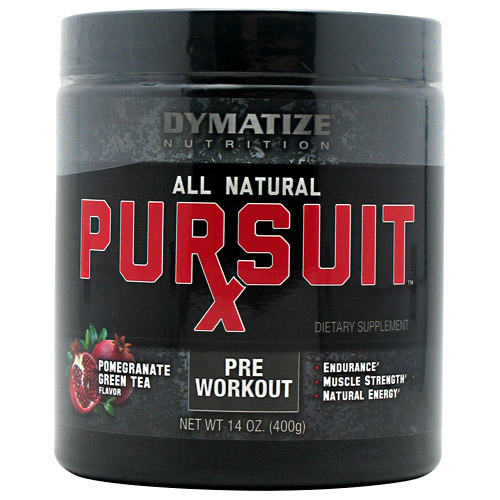 All Natural Pre-Workout 40 Servings